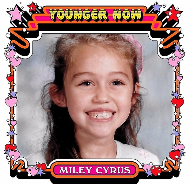 TRACK REVIEW: 'Younger Now' – Miley Cyrus