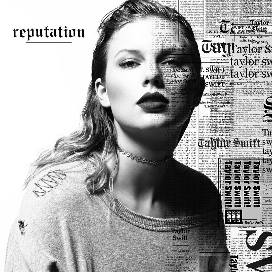 ALBUM REVIEW: 'reputation' – Taylor Swift