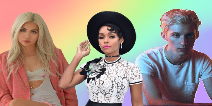 #20GAYTEEN: 5 LGBT Artists who are KILLING it in 2018