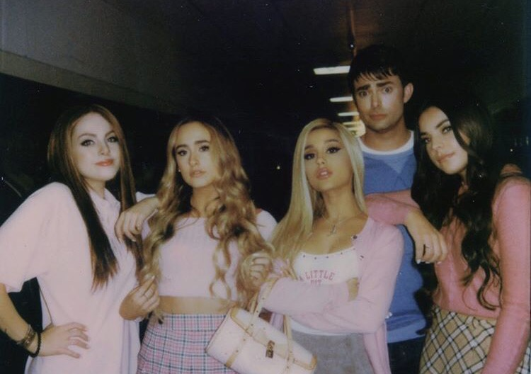 NEWS: Ariana Grande is the ultimate Mean Girl in 'Thank U, Next' music video