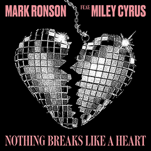 TRACK REVIEW: 'Nothing Breaks Like A Heart' – Mark Ronson feat. Miley Cyrus