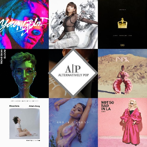 Alternatively Pop's Top 20 Tracks of 2018