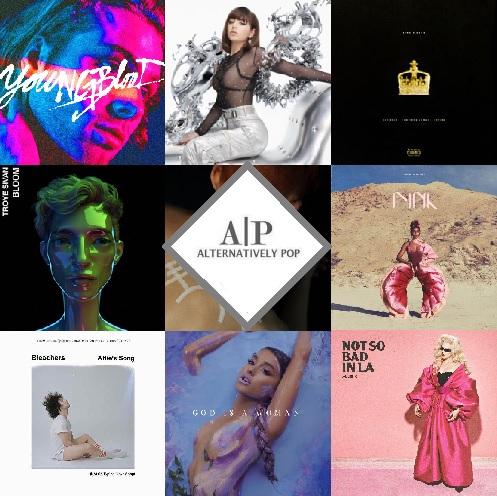 Alternatively Pop's Top 20 Tracks of2018