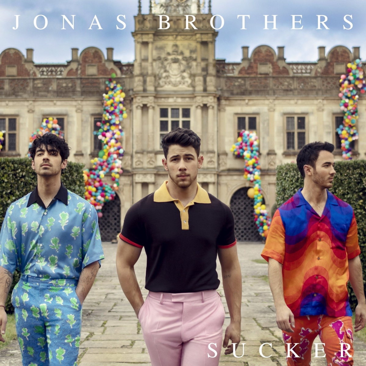TRACK REVIEW: 'Sucker' – Jonas Brothers