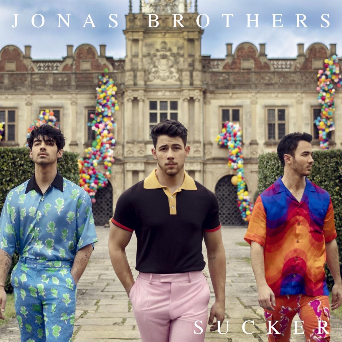 TRACK REVIEW: 'Sucker' – JonasBrothers